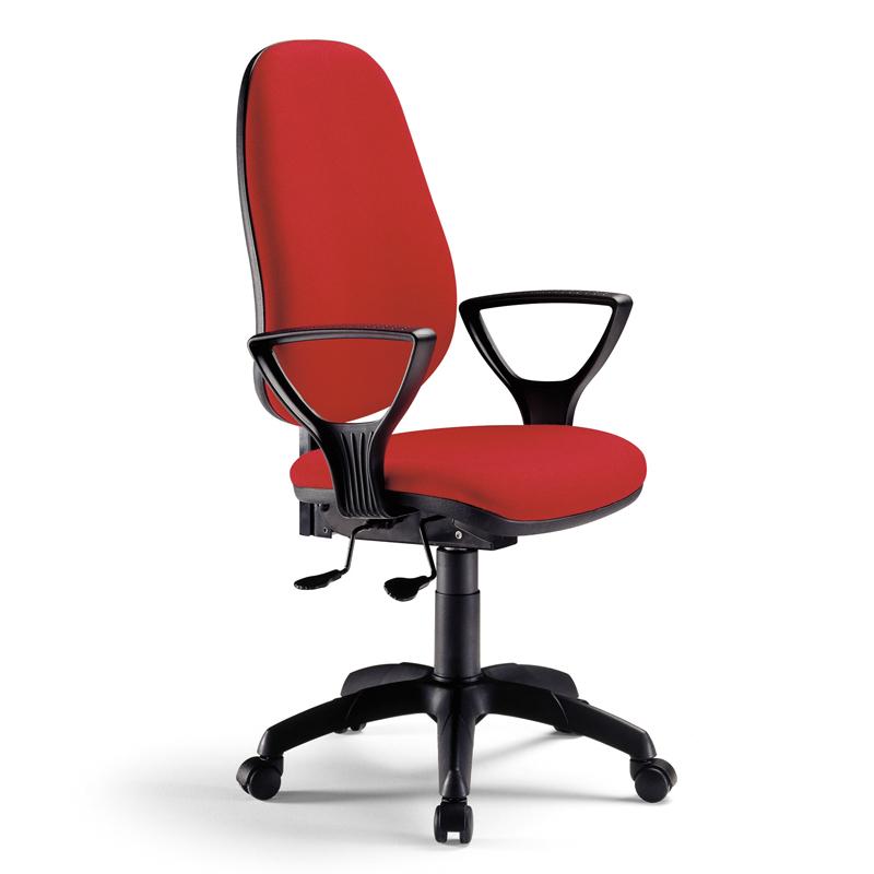 Sedute e sedie operative mobili per ufficio arredi for Poltrone ufficio roma