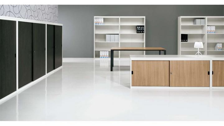 armadi e mobili metallici per ufficio e industria