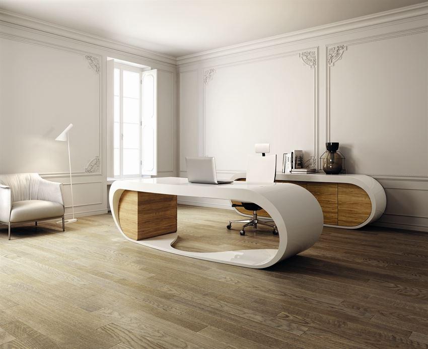 Ufficio Di Design : Goggle desk arredamento di design per lufficio presidenziale
