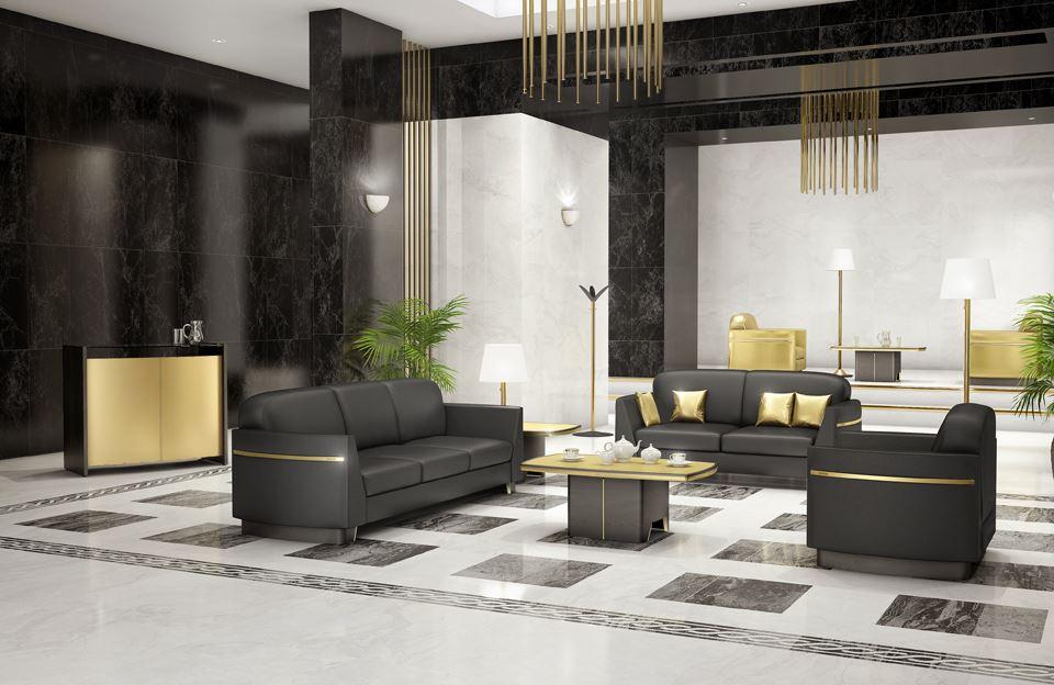 Ufficio Di Lusso : Isixty la linea di mobili di lusso per l ufficio presidenziale