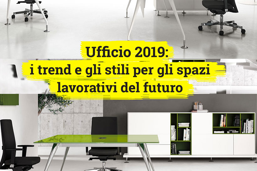 La guida alle tendenze 2019 all'Office Design a cura degli esperti di Holding Office