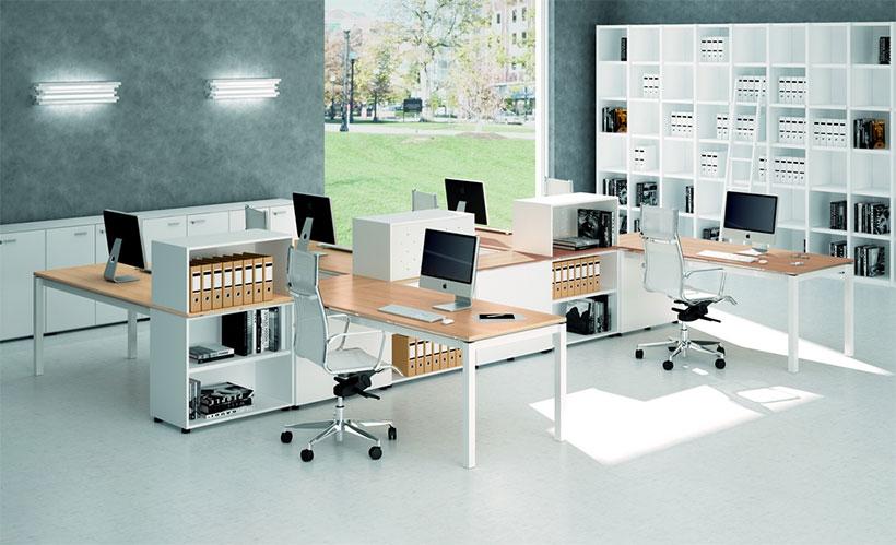 Mobili Per Ufficio Qualità : Mobili per arredare l ufficio operativo