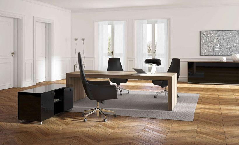 Design Di Mobili Per Ufficio : Stili di arredamento per uffici ispirati all arredo casa