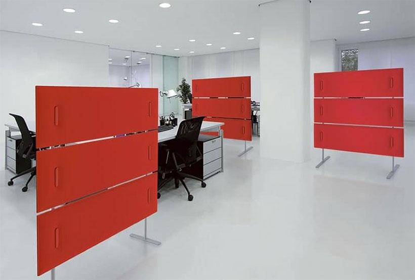 Pannelli pareti e complementi per l 39 insonorizzazione for Complementi per ufficio
