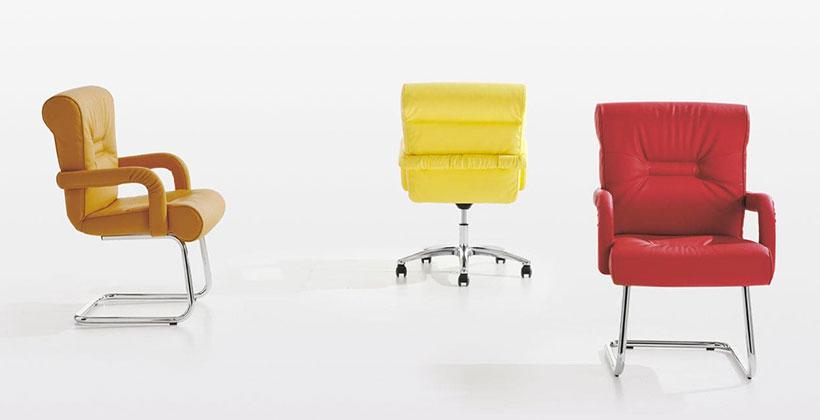 Sedie e poltrone per lufficio direzionale